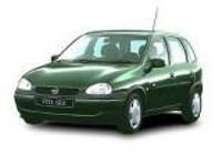 Corsa b 1993-2000