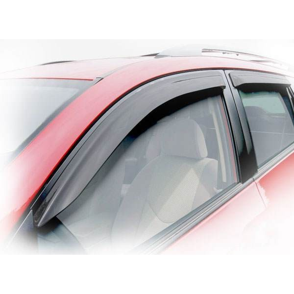 Дефлекторы окон (ветровики) Opel Astra J 2009 -> Sedan