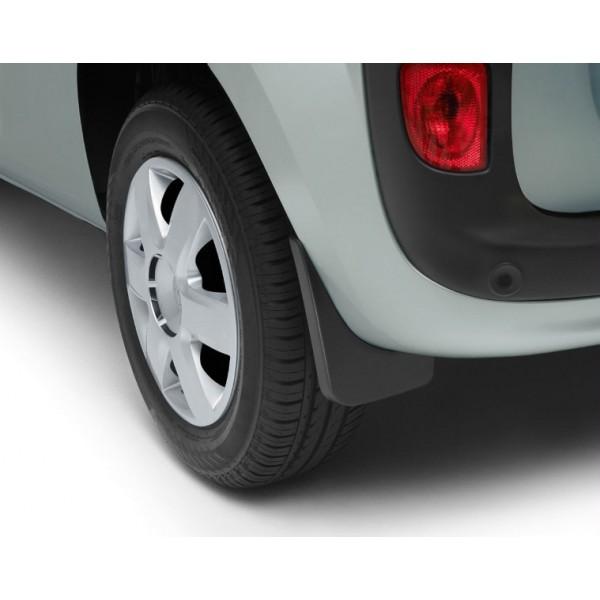 Брызговики Renault Kangoo 2008- задние 2шт 7711423613