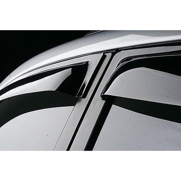 Дефлекторы окон (ветровики) OPEL Astra WG 10- 4ч темные SIM SOPASTW1032